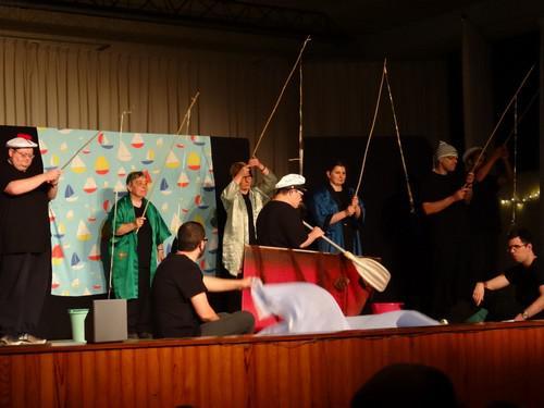 comédie musicale du Moulin Chouard
